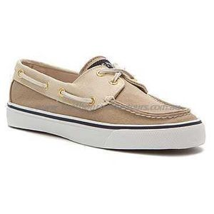Sperry Tan Bahama Top Sider shoes